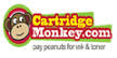 Cartridge Monkey...